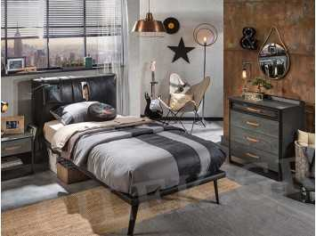Παιδικό κρεβάτι DM-1301