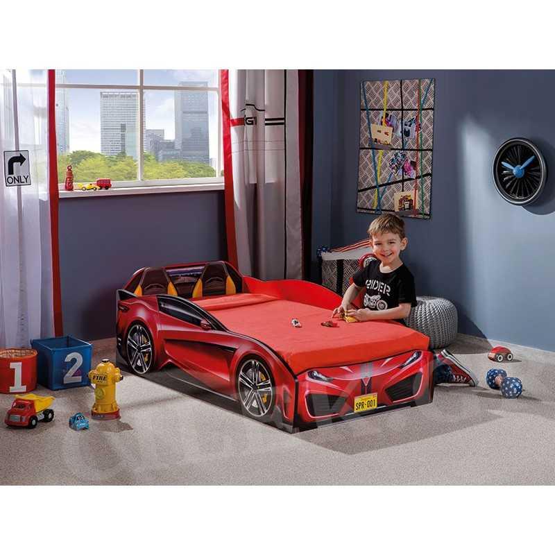 58958a85b37 ΠΑΙΔΙΚΑ ΔΩΜΑΤΙΑ ΓΙΑ ΑΓΟΡΙΑ -> ΠΑΙΔΙΚΑ ΚΡΕΒΑΤΙΑ ΑΥΤΟΚΙΝΗΤΑ - Παιδικό κρεβάτι  αυτοκίνητο SP-1304 - Παιδικά έπιπλα Cilek