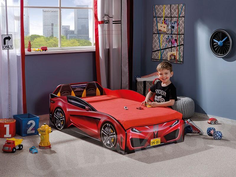Παιδικό κρεβάτι αυτοκίνητο SP-1304