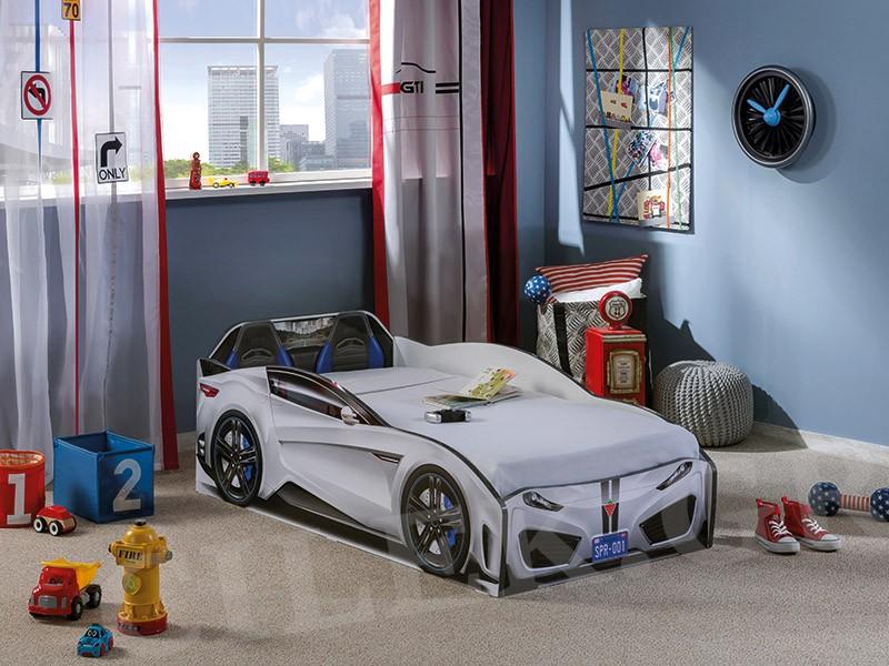 Παιδικό κρεβάτι αυτοκίνητο SP-1305