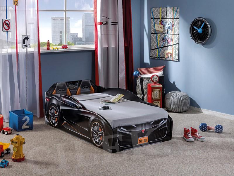 Παιδικό κρεβάτι αυτοκίνητο SP-1306