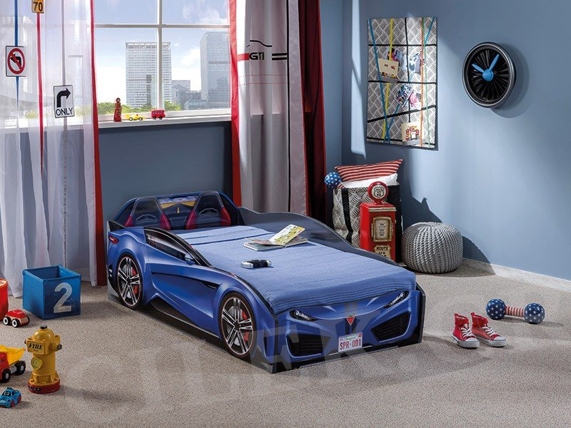 Παιδικό κρεβάτι αυτοκίνητο SP-1307