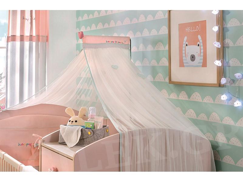 Βρεφική κουνουπιέρα GIRL-4916 – GIRL-4916