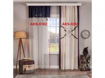 Παιδική Κουρτίνα ACC-5182 (TULLE)