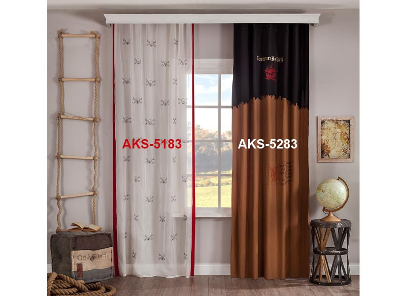 Παιδική κουρτίνα Ηλίου ACC-5283