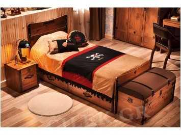 Παιδικό κρεβάτι KS-1314