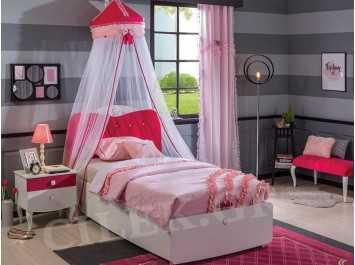 Παιδικό κρεβάτι με αποθηκευτικό χώρο  RB-1705