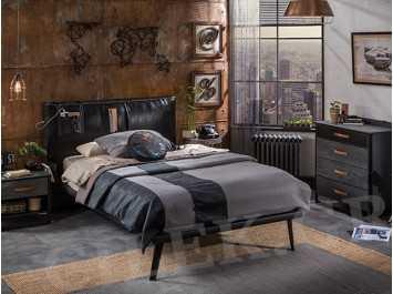 Παιδικό κρεβάτι ημίδιπλο DM-1302