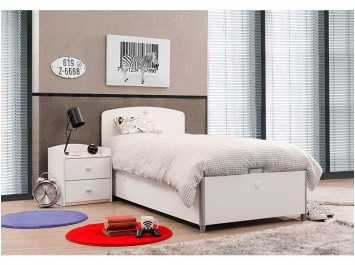 Παιδικό Κρεβάτι με αποθηκευτικό χώρο  SLA-1705