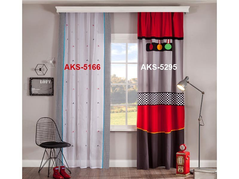 Παιδική Κουρτίνα Bi-Panel ACC-5166 – ACC-5166
