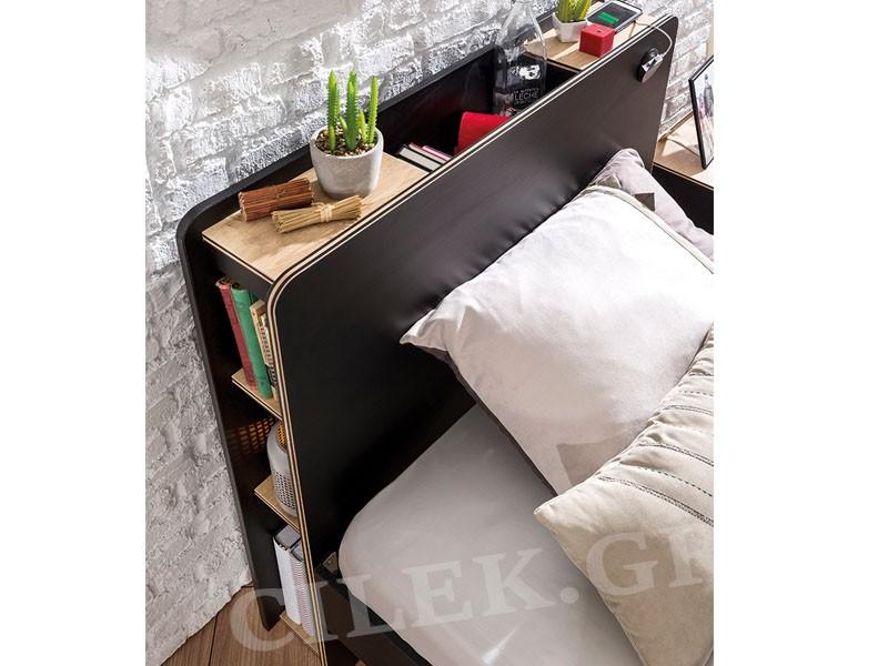 Παιδικό κρεβάτι ημίδιπλο BL-1303