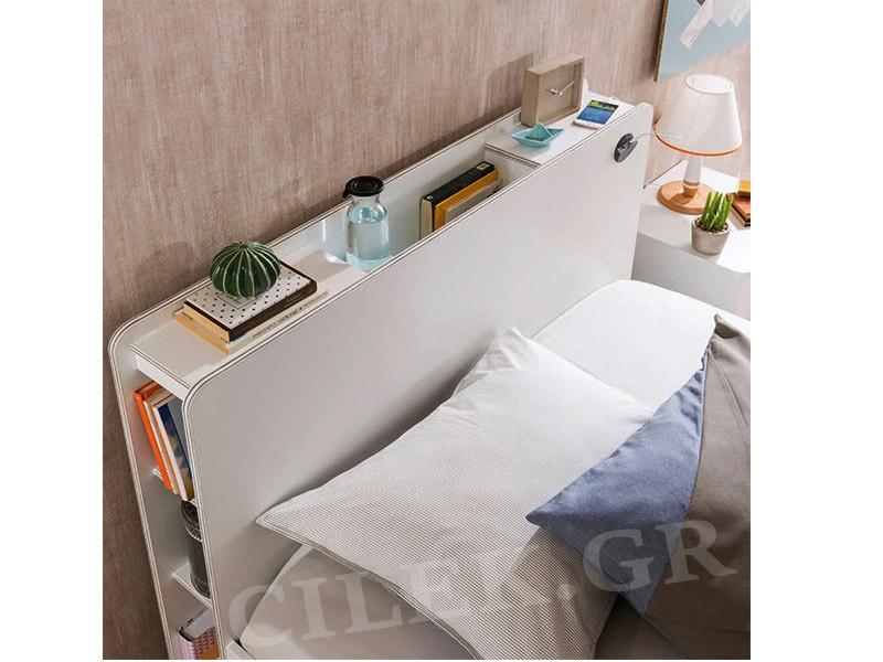 Παιδικό κρεβάτι με αποθηκευτικό χώρο WH-1705