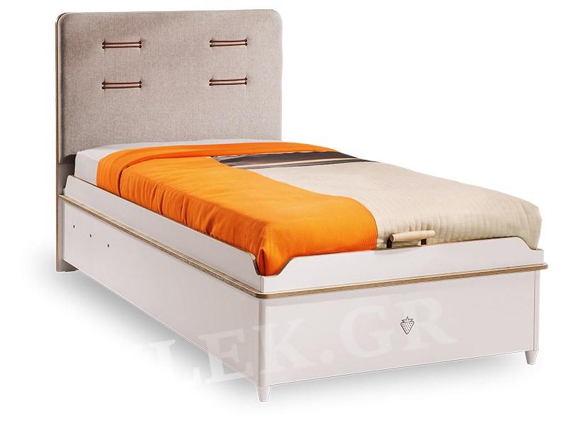 Παιδικό κρεβάτι με αποθηκευτικό χώρο  DY-1705