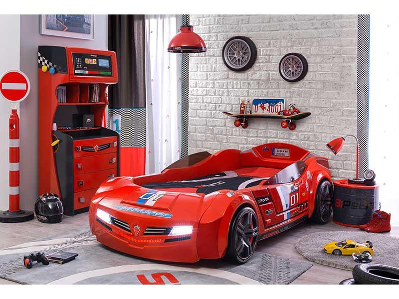 Παιδικό Κρεβατι αυτοκίνητο BI-1334