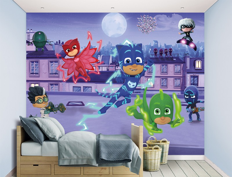 PJ Masks Wall Mural 45194