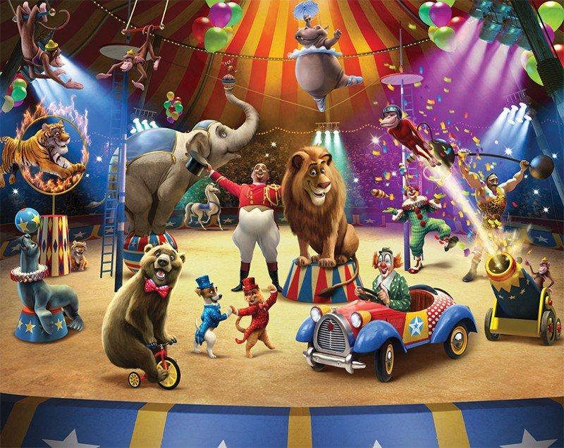 The Circus 42834 – The Circus 42834