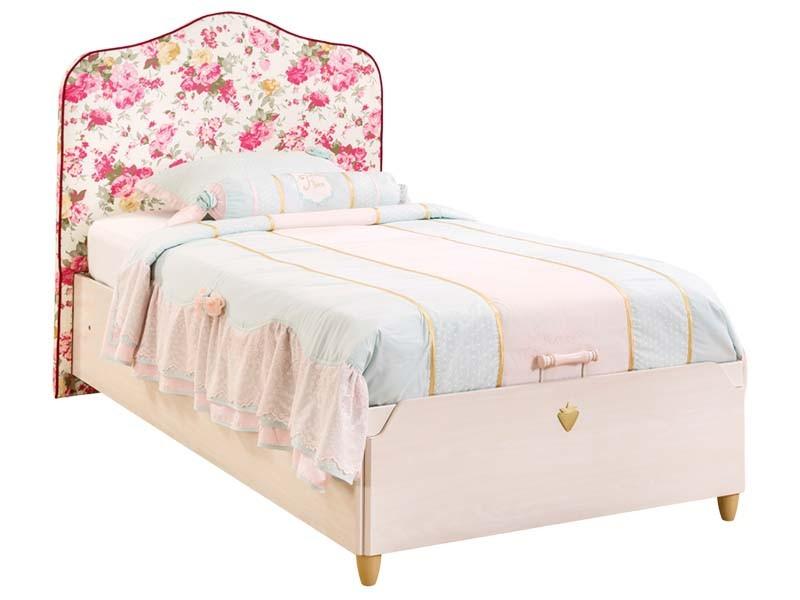 Παιδικό Κρεβάτι με αποθηκευτικό χώρο  SLF-1706