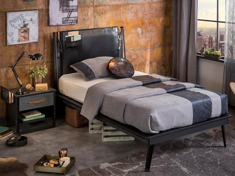 Παιδικό κρεβάτι DM-1306 – DM-1306