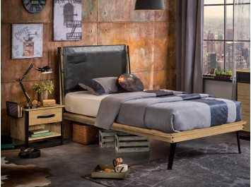 Παιδικό κρεβάτι ημίδιπλο WM-1304