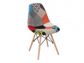 παιδική καρέκλα ART Wood - ύφασμα