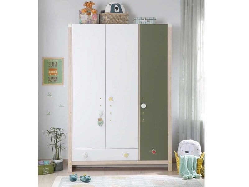Παιδική Ντουλάπα MONT-1002