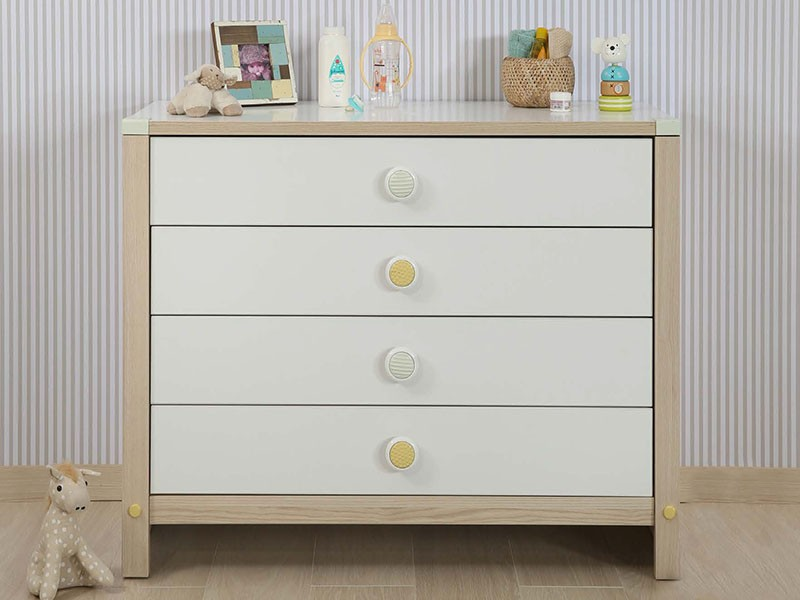 Παιδική συρταριέρα MONT-1201