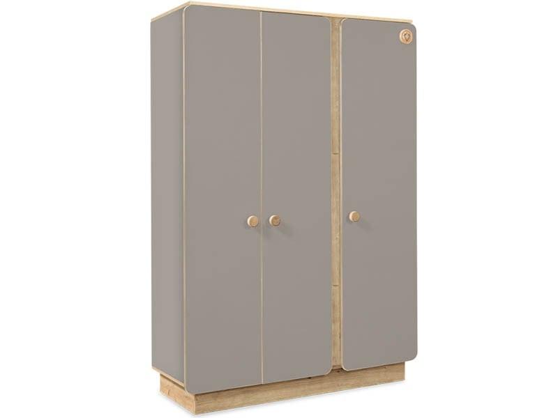 Βρεφική ντουλάπα GRAY-1002 – GRAY-1002