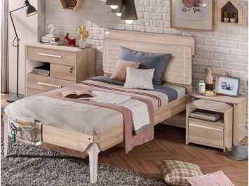 Παιδικό κρεβάτι D-13010 USB CHARGING
