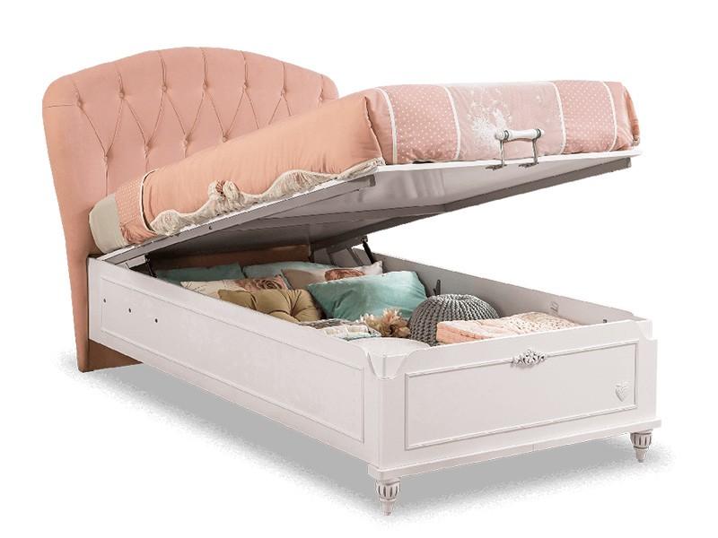 Παιδικό κρεβάτι με αποθηκευτικό χώρο RO-1706