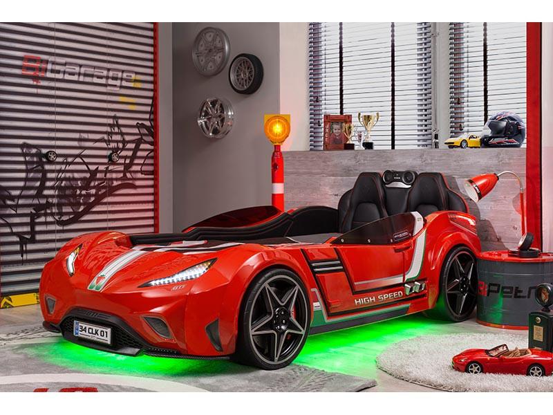 Παιδικό κρεβάτι αυτοκίνητο GTI-1330