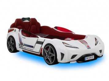 Παιδικό κρεβάτι αυτοκίνητο GTI-1332