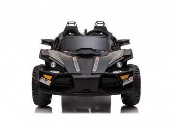 Rechargeable car two seat Volcano Black