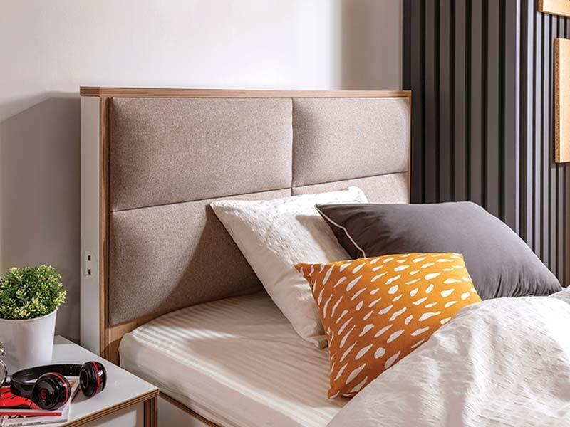 Παιδικό κρεβάτι ημίδιπλο MD-1315 USB CHARGING
