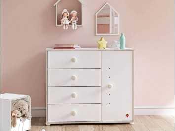 Παιδική Συρταριέρα MW-1202