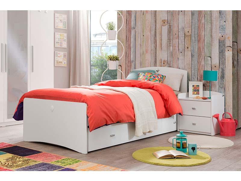 Παιδικό Κρεβάτι μονό SLA-1302