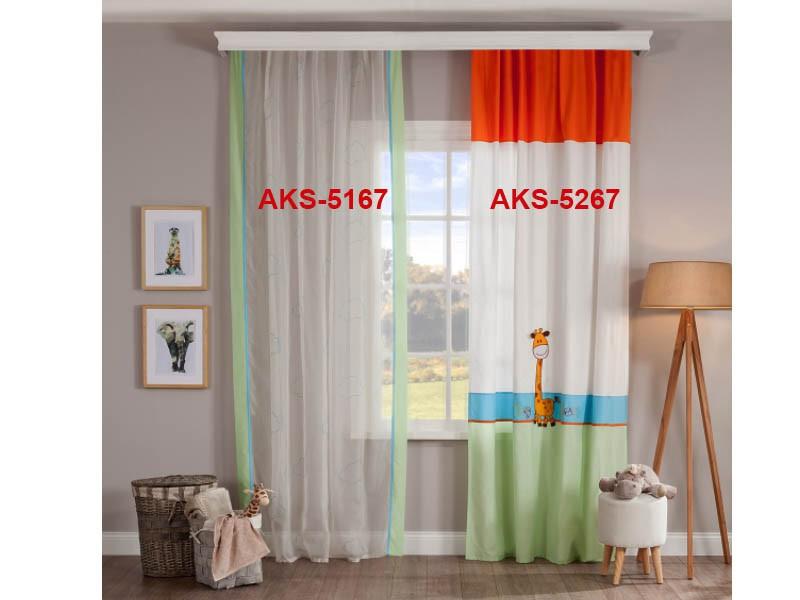 Βρεφική Κουρτίνα Baby Safari ACC-5167