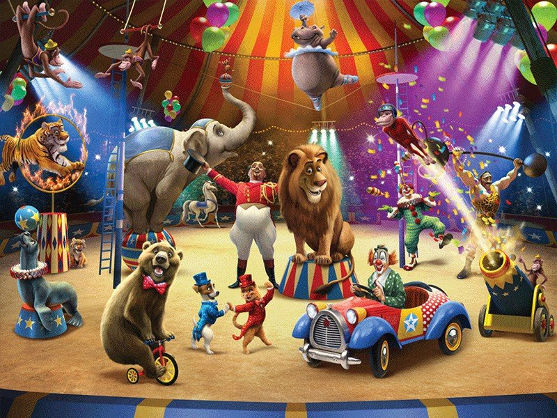 The Circus 42834