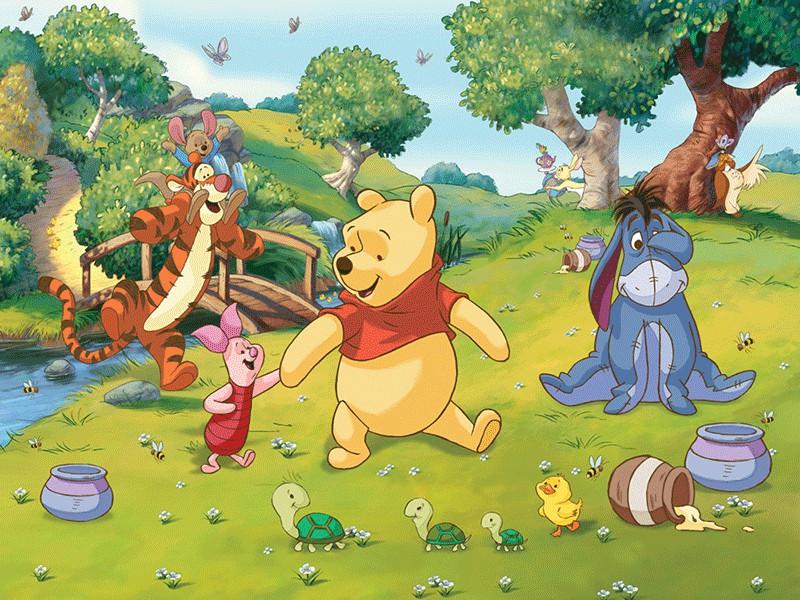Winnie the Pooh 42100 – Winnie the Pooh 42100
