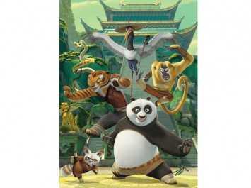Kung Fu Panda 43107
