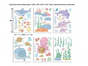 Sticker Sea - 41073