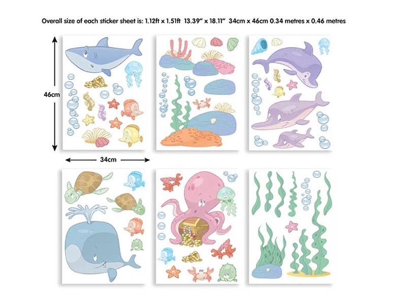 Sticker Sea – 41073 – Sticker Sea – 41073
