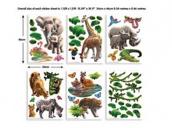 Sticker Animal - 41080