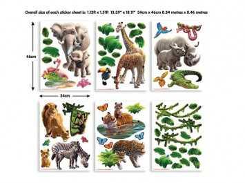 Sticker Animal - 41080