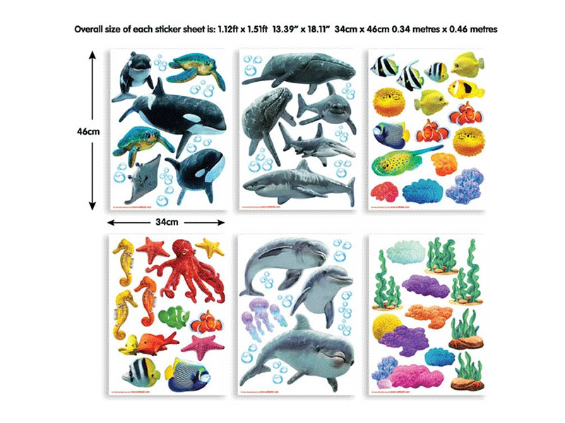 Sticker SEA - 41097