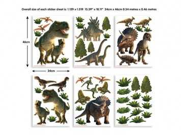 Sticker dinosaur - 41103