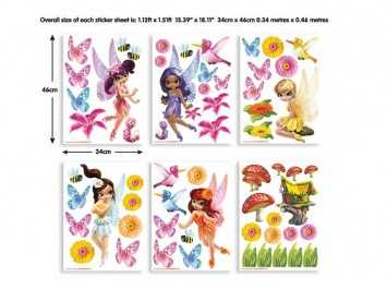 Sticker Fairies - 41110