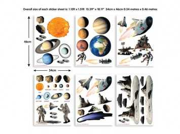 Sticker Space - 41127