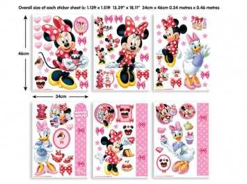 Sticker Minnie - 41431
