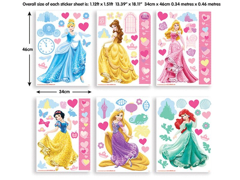 Sticker Princess – 41455