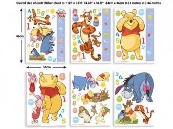Sticker Winnie - 41486